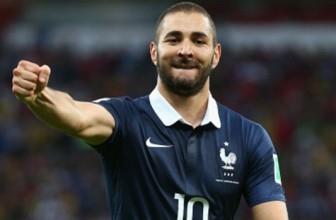 Liverpool close to landing Real Madrid's Karim Benzema