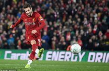 Liverpool midfielder linked with surprise move to French giants