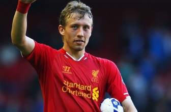 Liverpool's Lucas Leiva feels undervalued and is open to leave