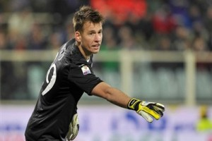 Arsenal looking for Norberto Neto move