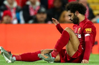 Liverpool forward Mohamed Salah an injury doubt for upcoming fixtures