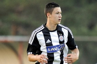 The Blues set to bag hot prospect Danilo Pantic