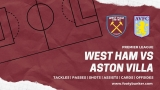 West Ham v Aston Villa: Player stats suggest Grealish shots on target