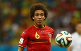 Axel Witsel professes love for Manchester United